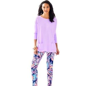 Lilly Pulitzer sweater (Elba cool max)